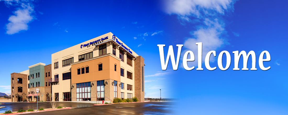 Welcome to First Security Bank of Nevada!